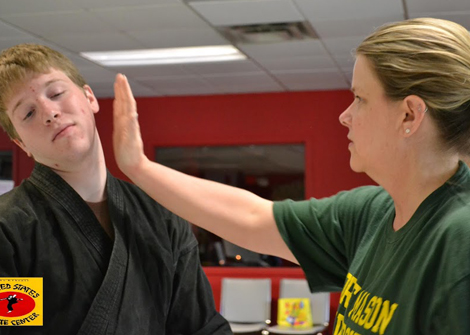 Women's Self-Defense Workshops
