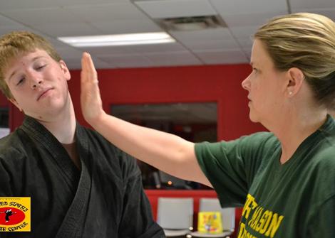 Women's Self-Defense Workshops